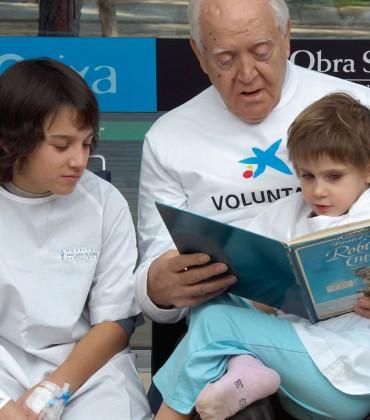 Voluntariado de Obra Social La Caixa