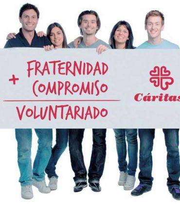 Cáritas, el voluntariado más cercano