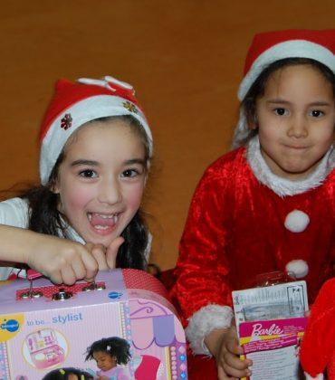Campaña Una Sonrisa por Navidad